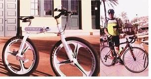 Pyörä ilman kettinkiä