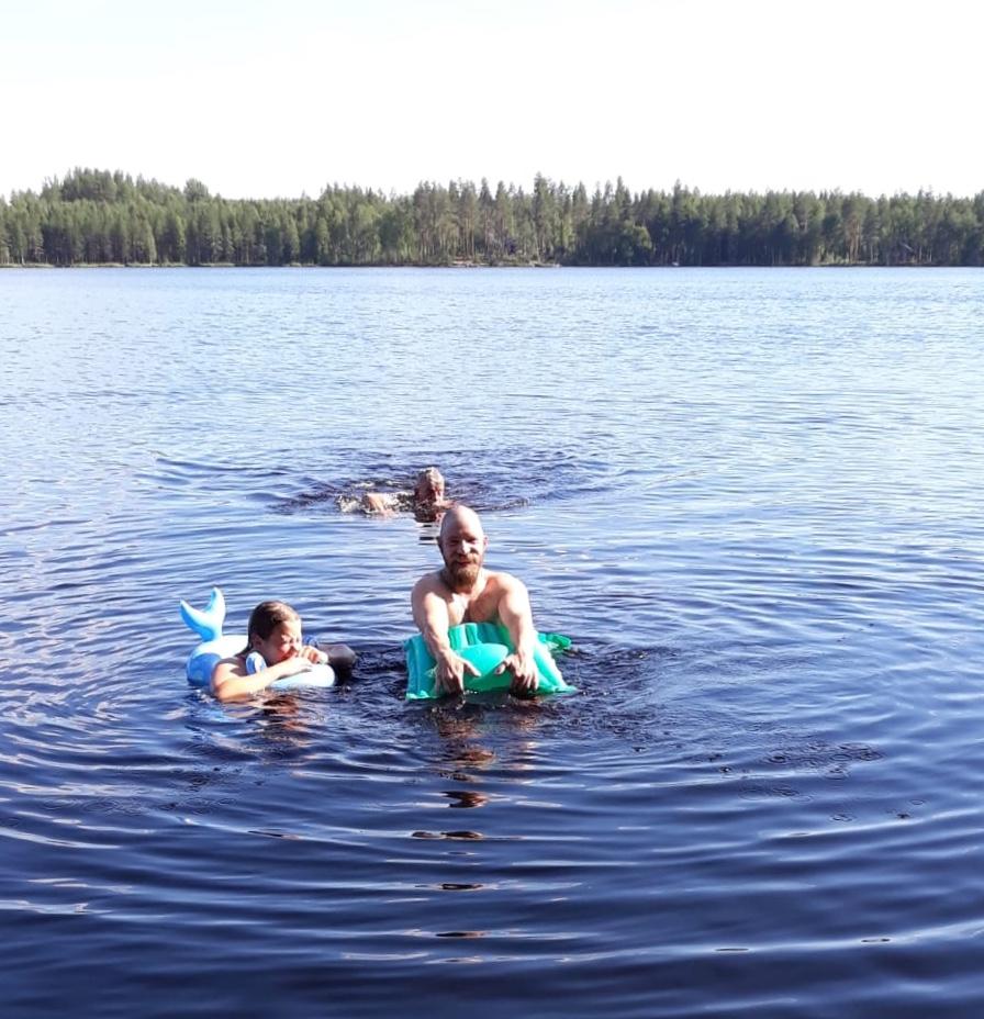 Uidaan kun kelejä piisaa